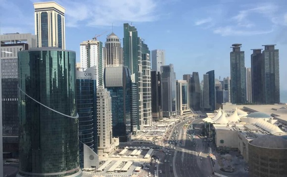 Qatar sets aside $2bn in bid to rival Dubai financial hub