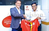 Uganda Cranes sponsors welcome new coach