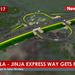 Kampala - Jinja express way gets funds