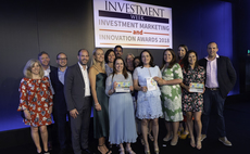 Revealed: Winners of the Investment Marketing and Innovation Awards 2018