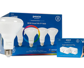 Hampton Products launches Peace Wi-Fi smart lighting line via Best Buy