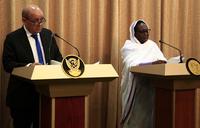 France to press to drop Sudan from US terror blacklist