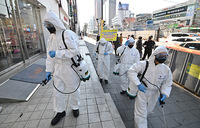 South Korea sees more virus patients released than new infections