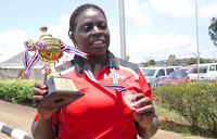 USPA votes Zawedde for monthly gong