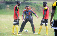 AFCON 2017: Uganda Cranes final squad to Gabon