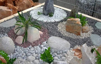 Magnify your yard with a rock garden