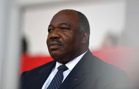 Gabon's president spokesman detained in graft clean-up: lawyers