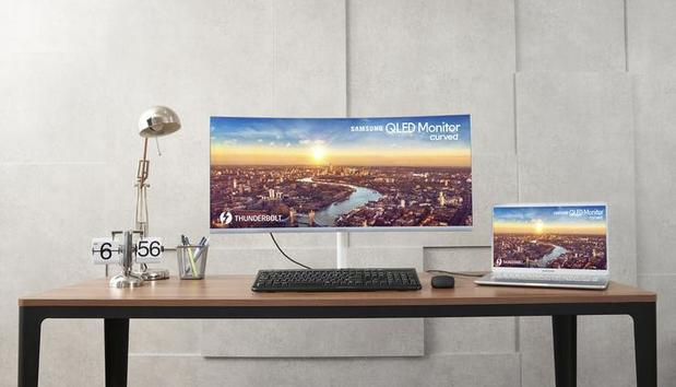 IFA 2018: Samsung announce new Thunderbolt 3 curved QLED monitor
