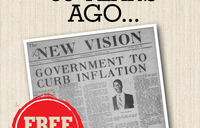 Why New Vision has reprinted the 1986 issue