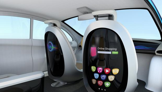 autonomous-car-conept