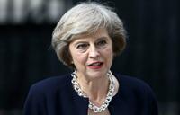 British PM urges post-Brexit vote unity in 2017