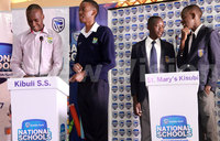Kibuli SS, Teso College, Sacred Heart SS qualify for National Schools Championship finals