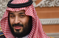 France issues arrest warrant for Saudi crown prince's sister