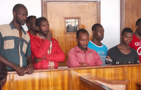 Seven convicted over illegal fishing