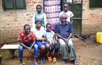 71-year-old man toils to raise 12 grandchildren