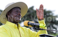 Museveni directs political aspirants to test for COVID-19
