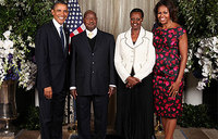 Obama invites Museveni for African leader's summit