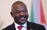 Burundi ruling party clarifies president's title is 'visionary'