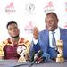 Mike Mutebi wins coach of the month award