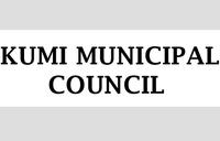 Notice from Kumi Municipal Council