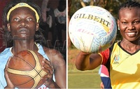 The Ugandan basketball-netball 'rolex'