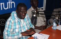 Besigye calls for nonviolent action against government