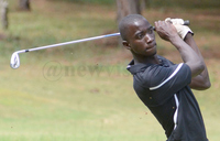 Bagalana wins Kitante Golf Open