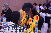 Chess: Namaganda earns first win at Commonwealth Games