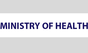 Min of health use use use logo 350x210
