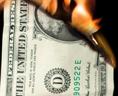 thinkstockdollaronfireprimary100663281orig