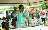 Idle radiography machine irks Kadaga
