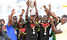 St Lawrence University crowned beach soccer Champions