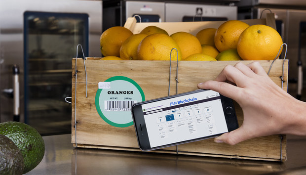 FDA to pilot A.I., consider blockchain, to track and trace food
