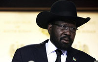 Angry anti-American protest in South Sudan