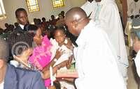 Prince Wasajja baptises daughter
