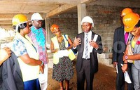 Mulago hospital renovation in high gear