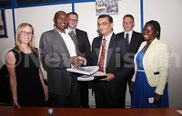Construction agreement for Nyagak III Hydro Power signed