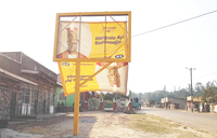 Kooki: Buganda youths clash over Kabaka's billboard