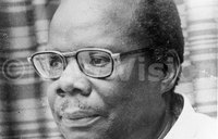 Uganda's Vice Presidents over the years: Paulo Muwanga