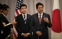 Japan PM confident in Trump's diplomacy debut