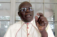 Archbishop Odama apologises to the people of Central African Republic and DR Congo