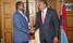 Raila, Uhuru reconcile