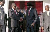 African Union says South Sudan leaders have 'last chance'