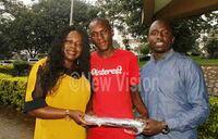 Laptop excites bullied Makerere fresher