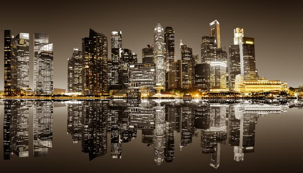 singapore-business-district