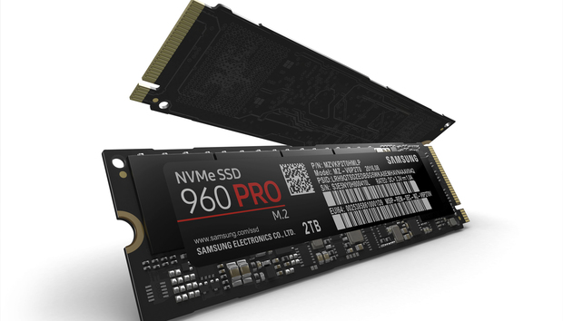 Amazon's one-day PC sale offers deep discounts on Samsung 960 Pro SSDs and more