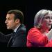 Macron, Le Pen face off as France elects president