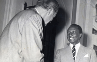 Today in History; Sir Edward Mutesa elected President