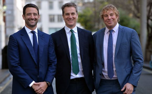 Liontrust's sustainable equity team (L-R): Neil Brown, Peter Michaelis and Simon Clements