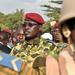Burkina army backs Zida as interim leader